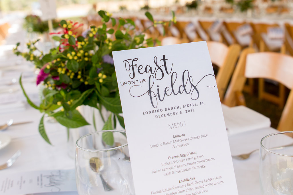 Feast Upon the Fields at Longino Ranch